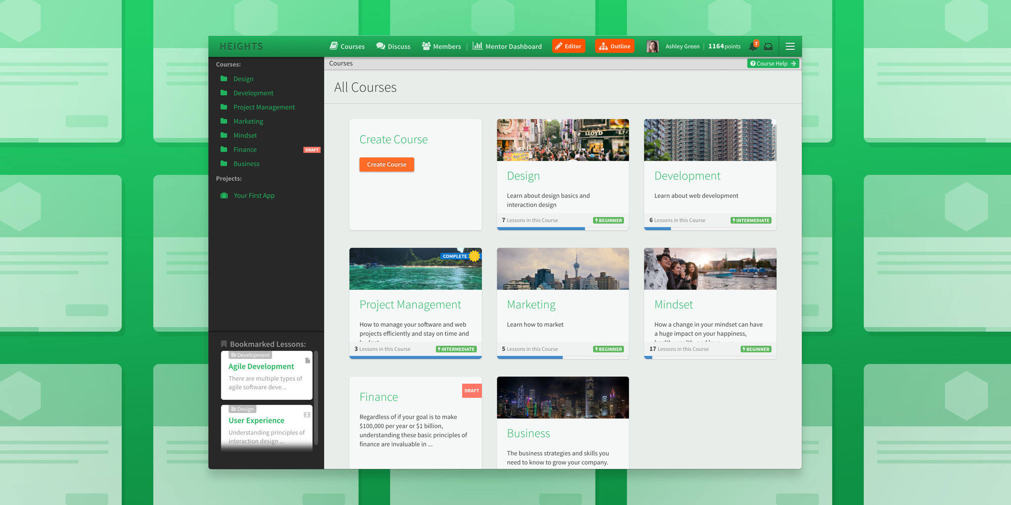 Heights Platform Introducing Heights Platform Online Course Software