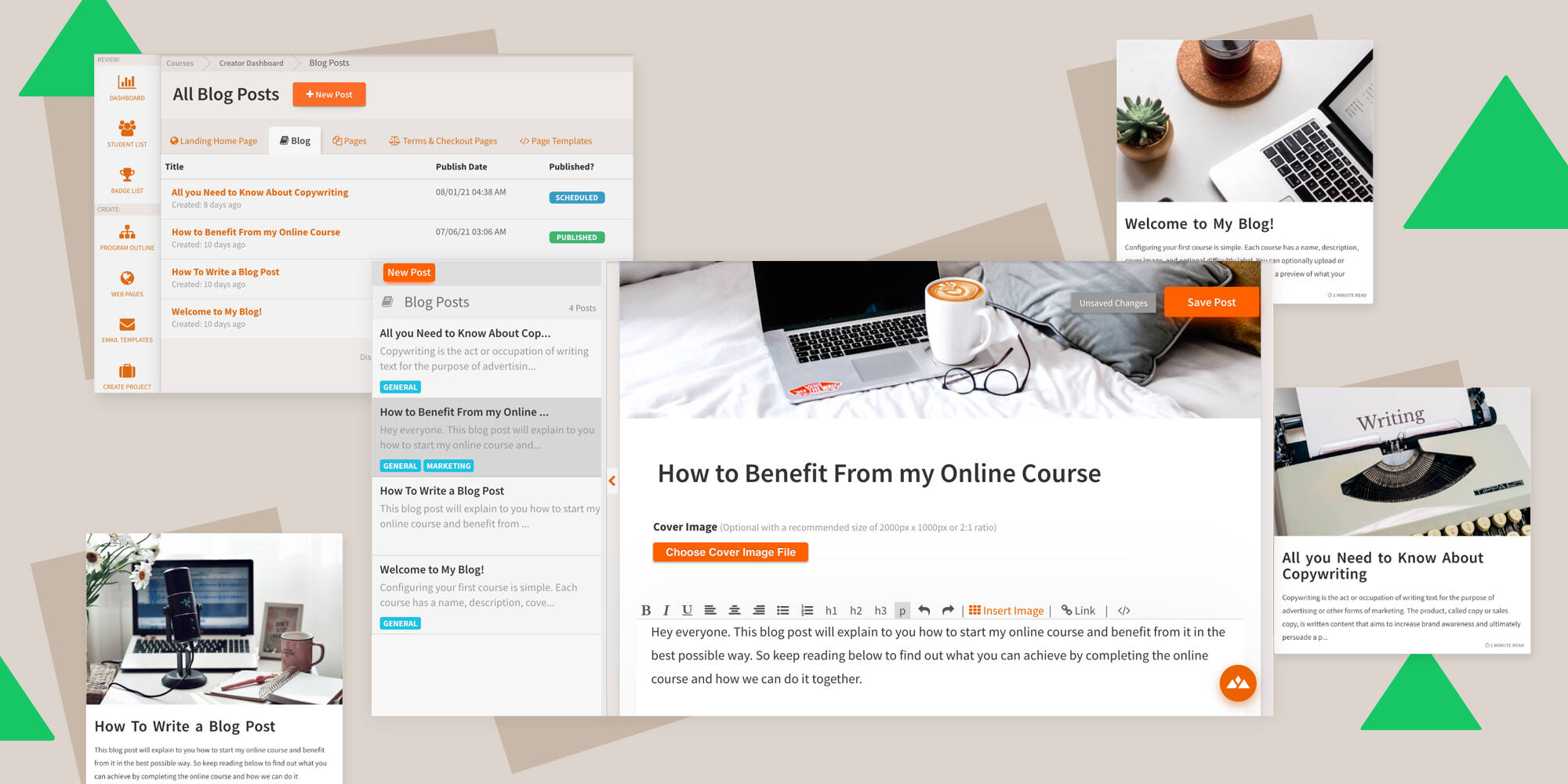 Heights Platform Why You Should Start a Blog to Promote Your Online Course Business