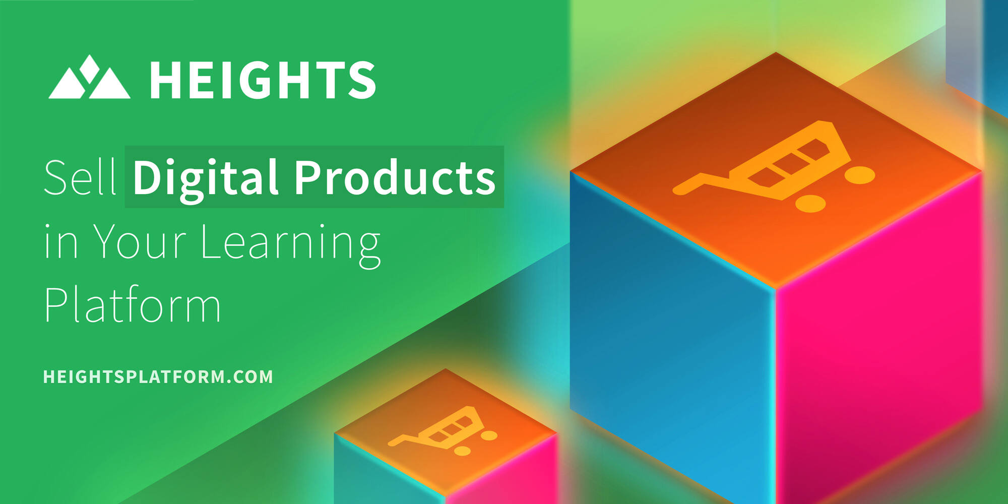 Heights Platform Selling Online Courses and Digital Products with Heights Platform, Online Course Software