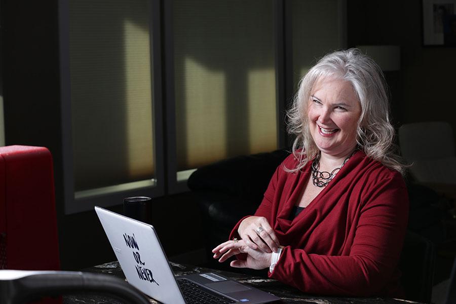 Barb McGrath online course creator story