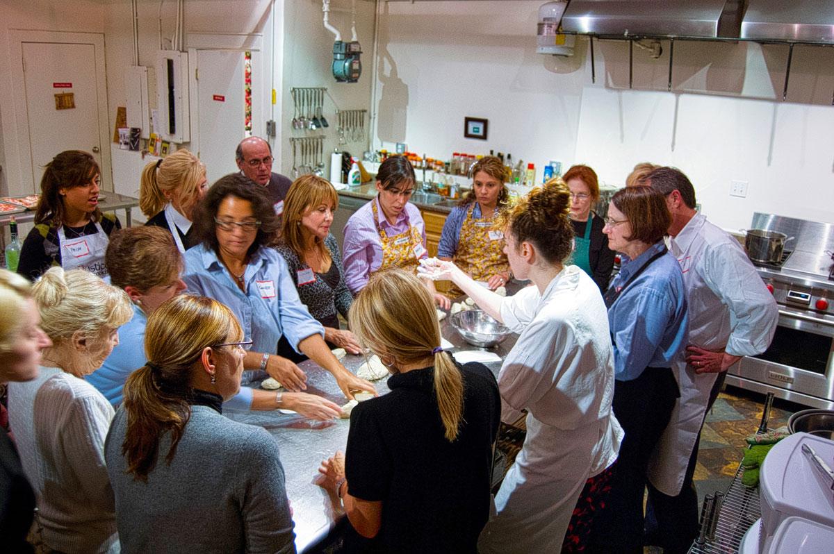 Rustico Cooking Heights Platform Creators live classes