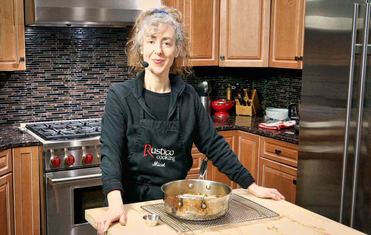 Rustico Cooking Heights Platform Online Course creators cooking lessons