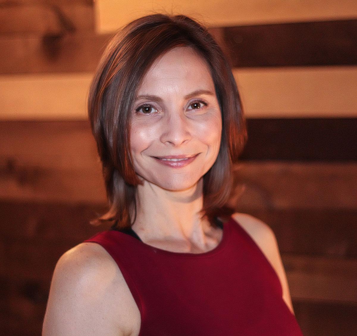 Shelly Coffman Heights Platform Yoga Fitness creator