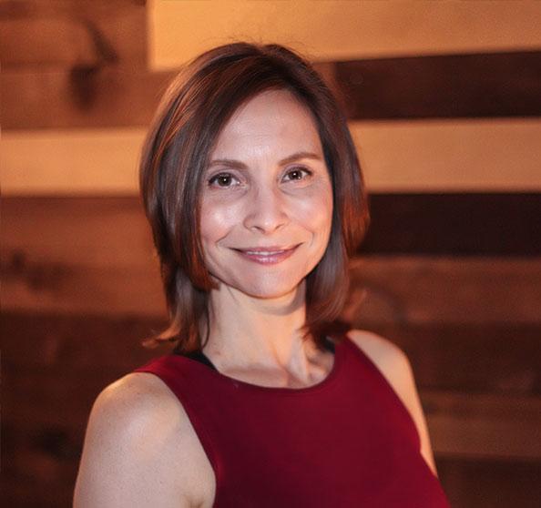 Shelly Coffman creates online yoga courses
