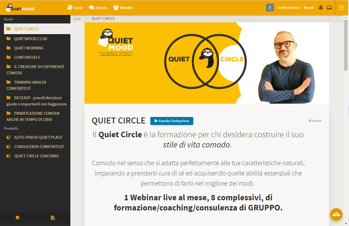 personal development online course