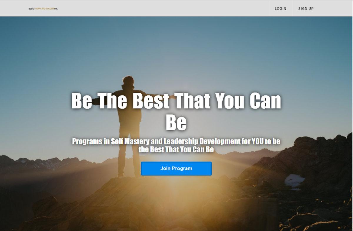 entrepreneur online course on Heights Platform