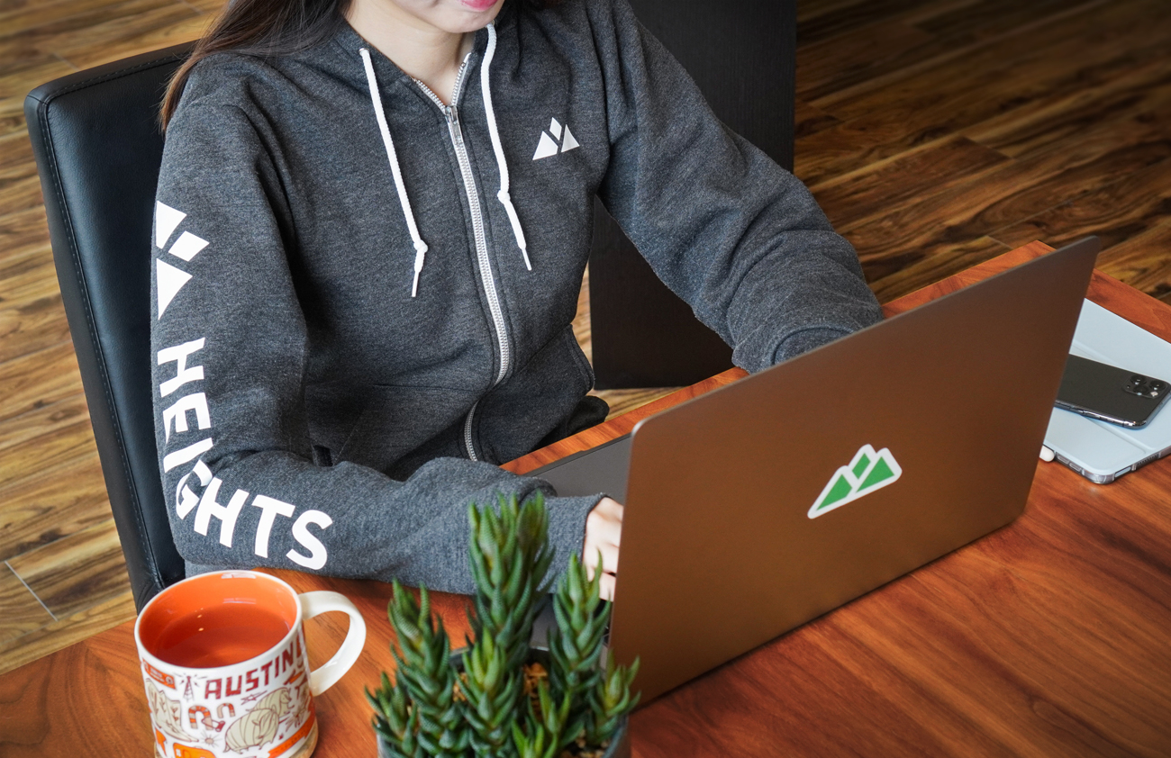 Heights Platform course creator selling online courses