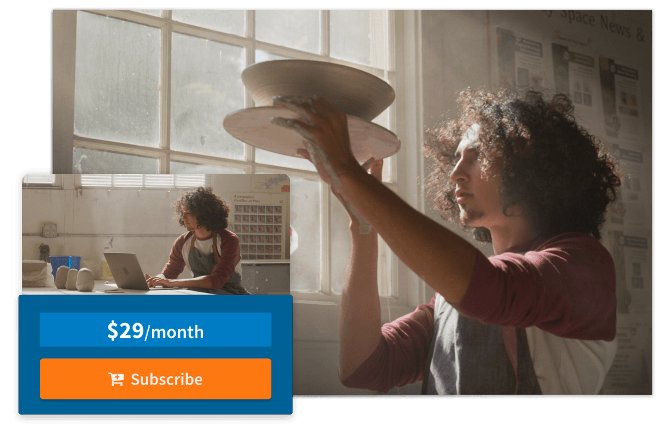 Create tiered subscription memberships for online courses with Heights Platform's online course platform
